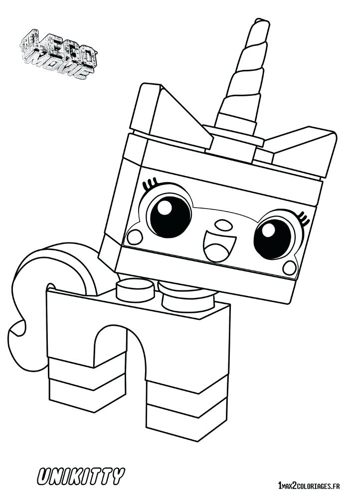 unikitty coloring pages at getcolorings free