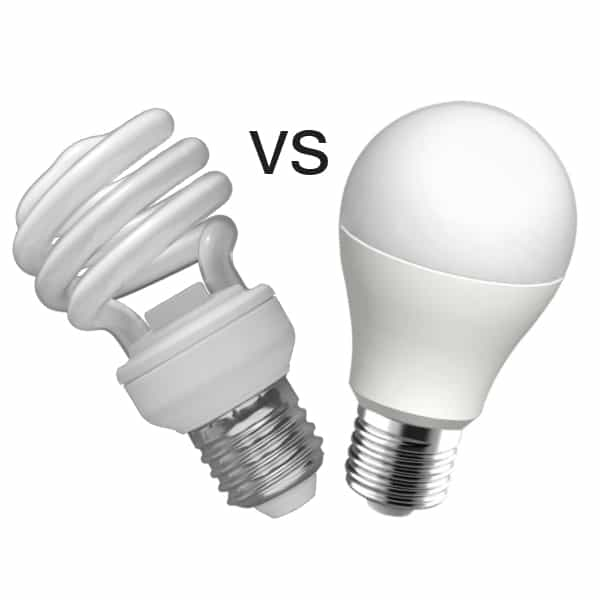 Fluorescent Lighting Vs Led