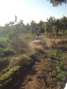 It was just a bit dusty!