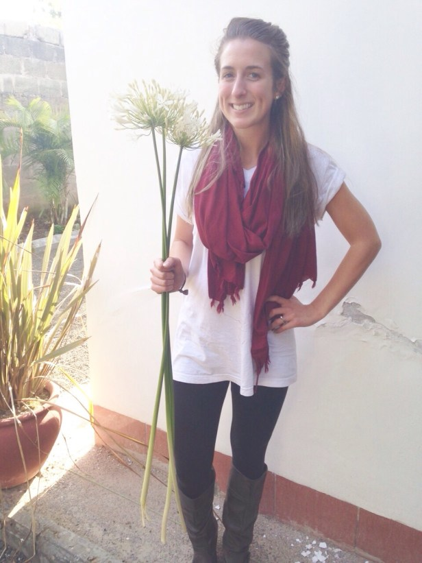 Tallest flowers ever!