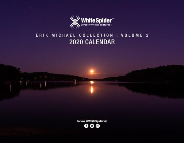 2020 Calendar - Erik Michael Collection Volume 2