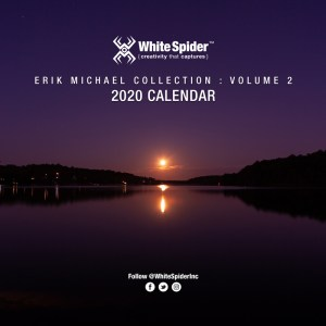 2020 Calendar - Erik Michael Collection Volume 2