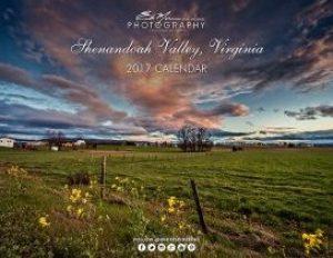 2017 Shenandoah Valley Virginia Calendar
