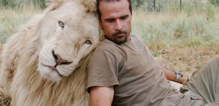 Kevin Richardson the Lion Whisperer