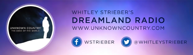Zohara Hieronimus on Whitley Strieber's Dreamland exploring the magic, power and meaning of the White Buffalo, the White Bear and more.