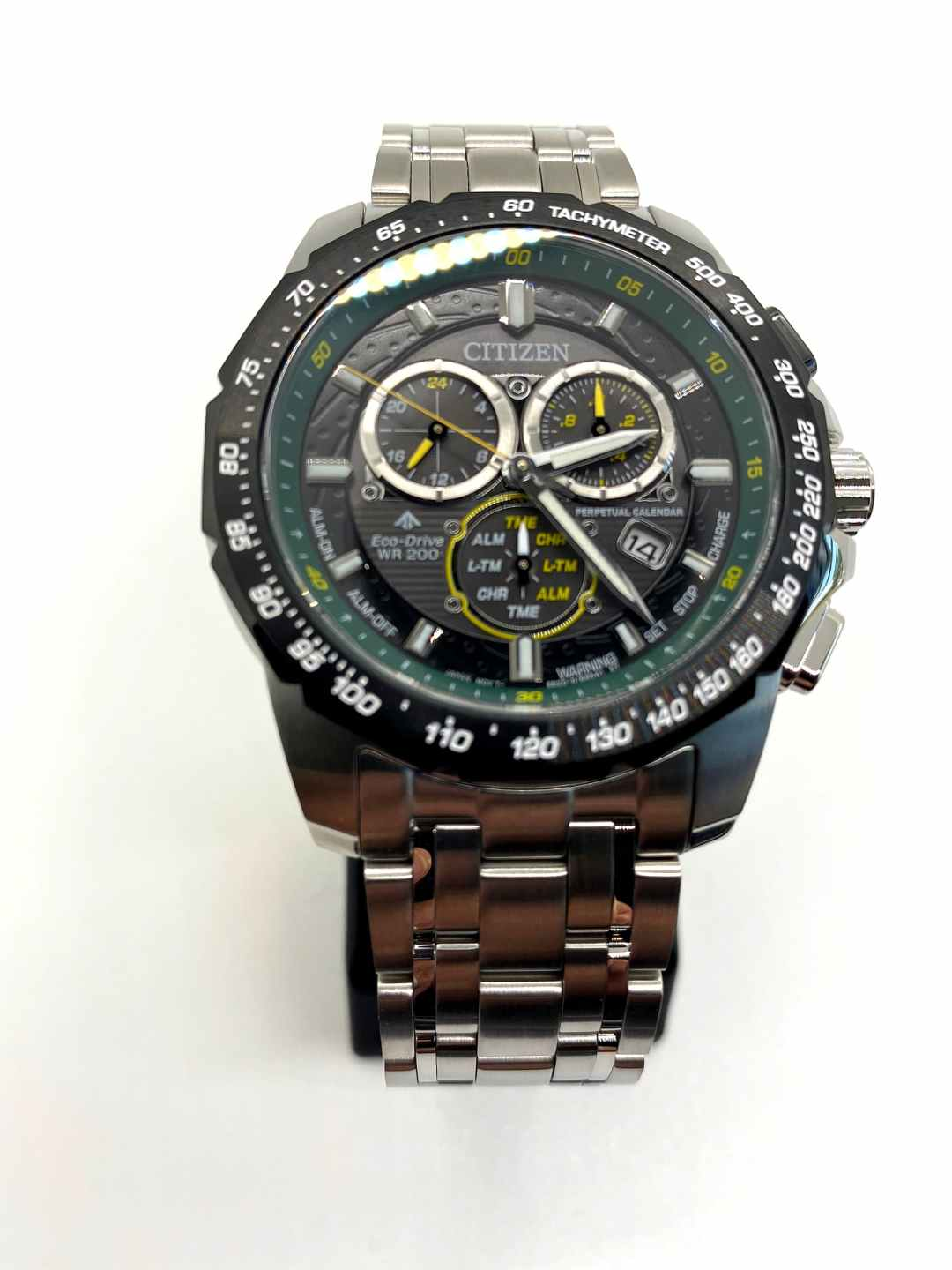 Eco Drive Promaster SS WR200 Men's Citizen Watch