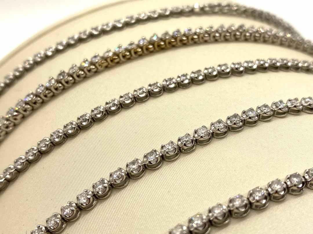 Memorial Day Sale Tennis Bracelets