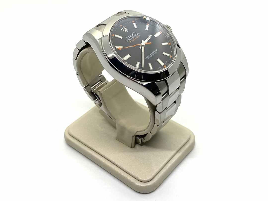 Oyster Perpetual Milgauss Men's Rolex Watch
