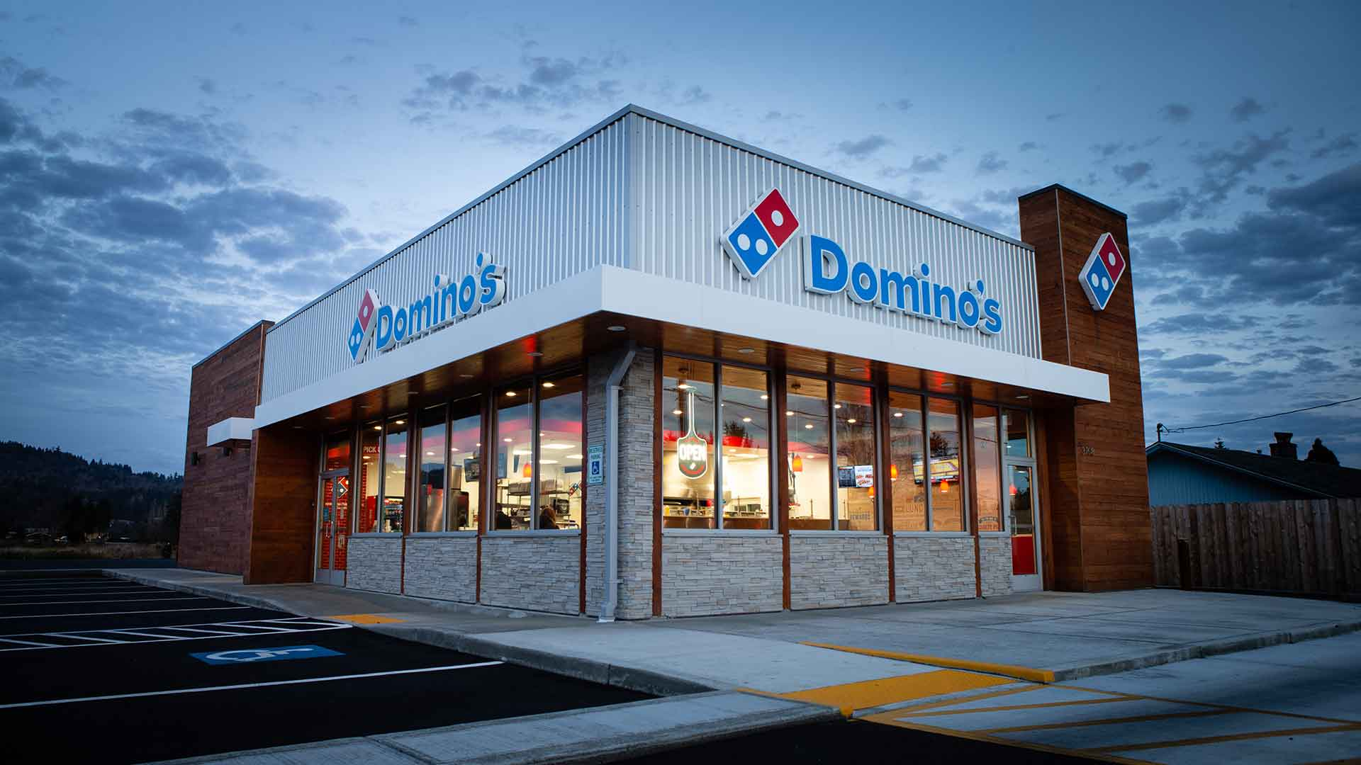 - DOMINO'S PIZZA