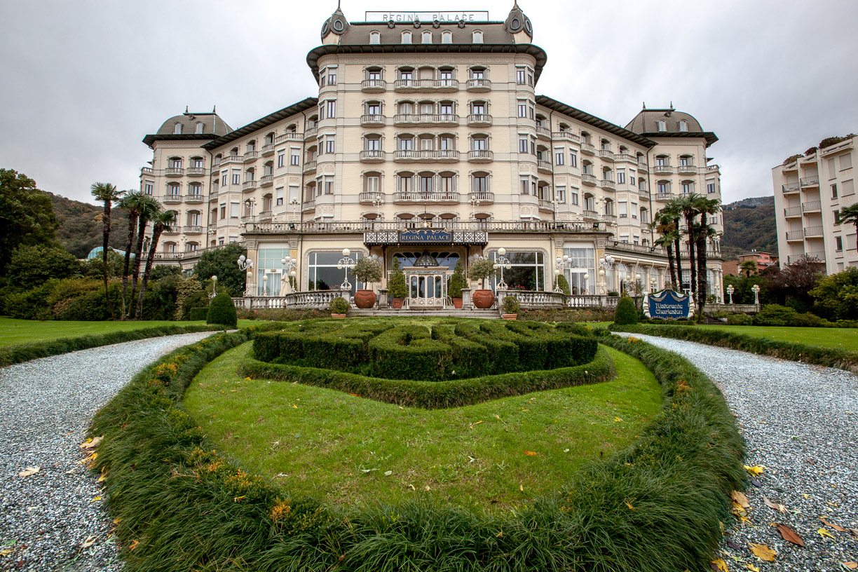 Hotel Regina Palace Stresa