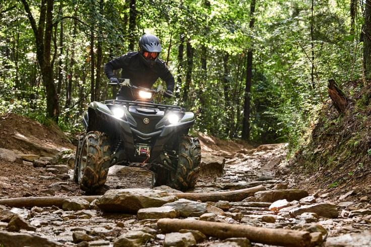 The 2021 Yamaha Grizzly XT-R