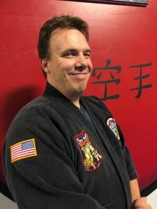 Brandon Scriver Instructor