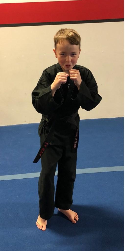 Black Belt Ty