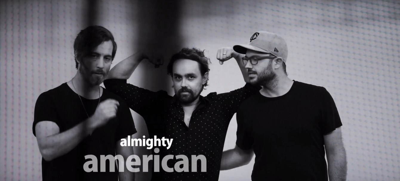 Minnepolis' Almighty American performed in Sioux Falls