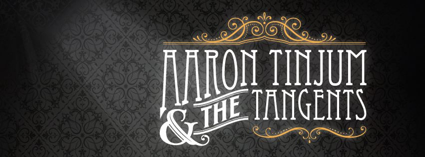 Logo for Aaron Tinjum and the Tangents