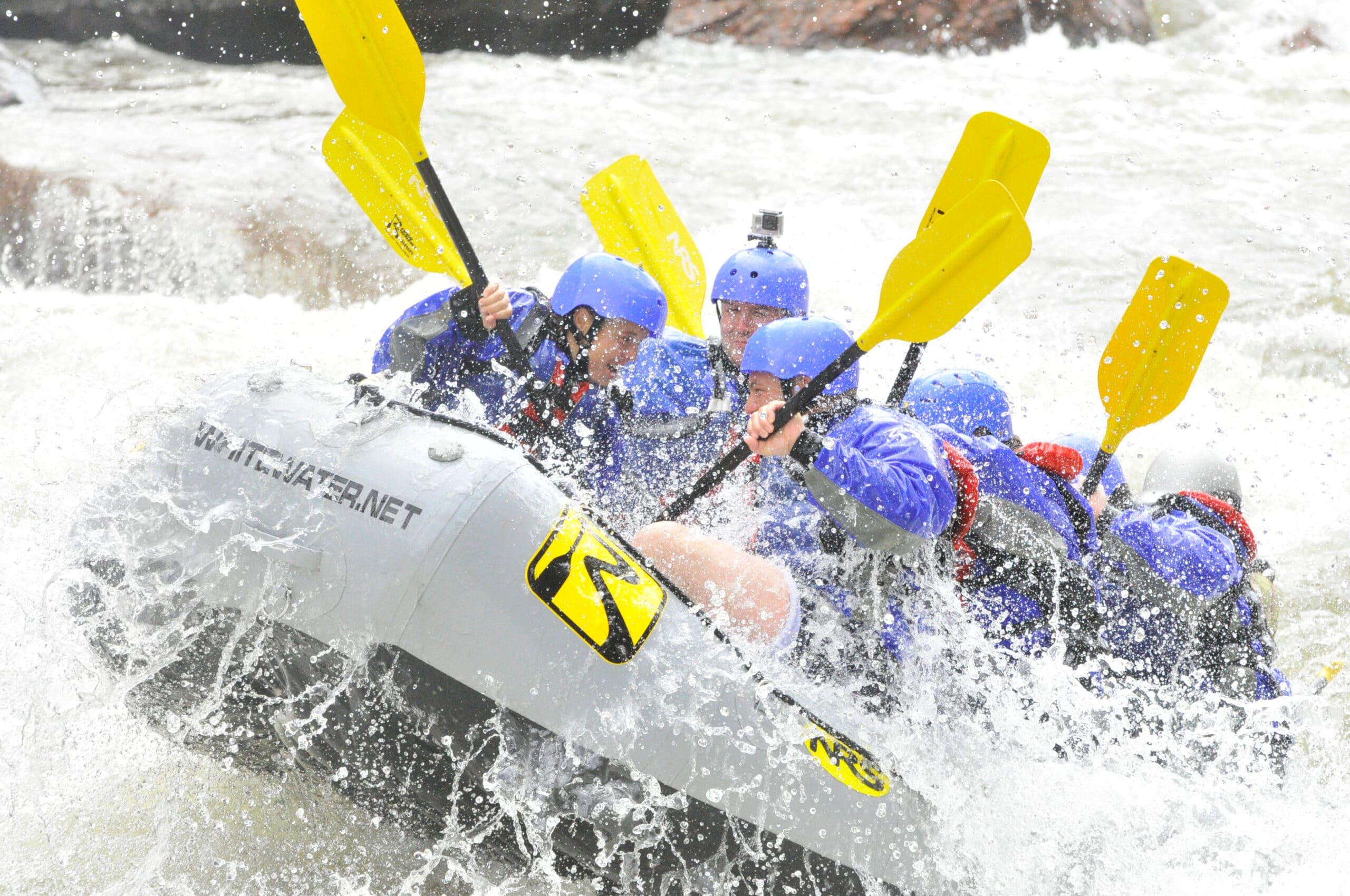 Raft Colorado's Arkansas River.