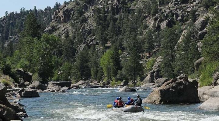 Raft and ATV Tours