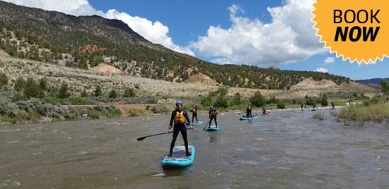 Colorado SUP Tours