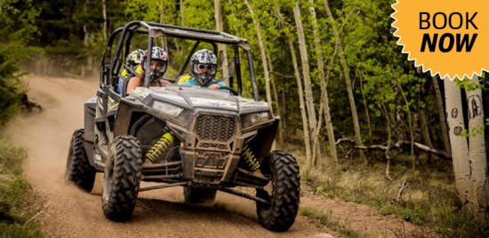 Buena Vista, Colorado ATV Rentals.