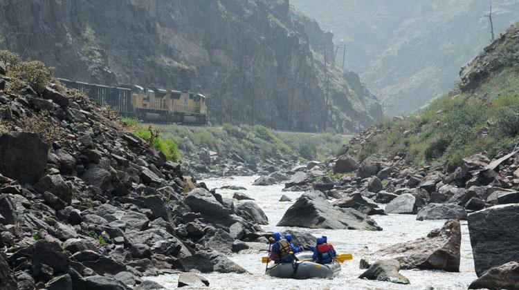 Low-Water-Royal-Gorge