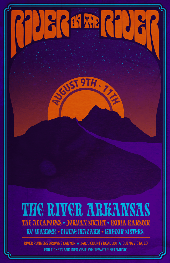 River on the River Music Festival.