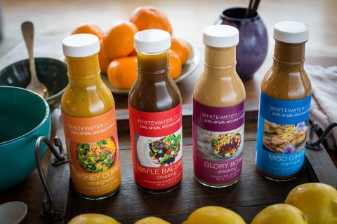 Whitewater Cooks Sauces, Dressings and Marinades