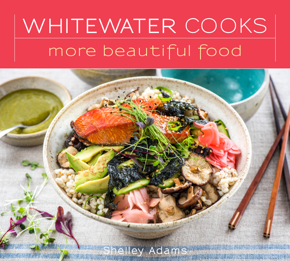 Whitewater Cooks more Beautiful Food (Book 5)