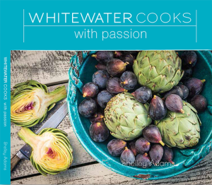 Whitewater Cooks with Passion - Book 4