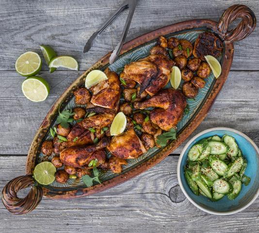 Gochunjang Chicken