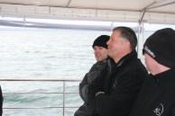 Tim Keys, Michael Ruban and Youri Casselein