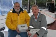 John Sullivan and Des Williams