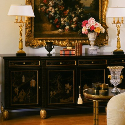 Casing the Joint—Antique Cabinets with Charisma
