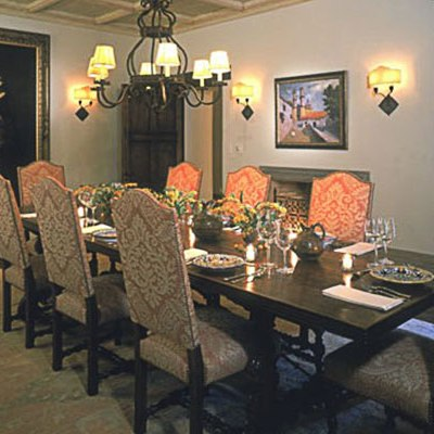 "Dining Rooms – Setting the Stage for ""Dinner Theater"""