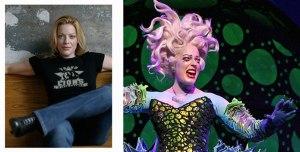 Ursula, the Sea Witch, Sherie Rene Scott