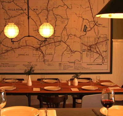 Save Room! – Designing a New Restaurant in the Country
