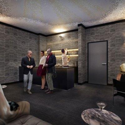 Michael Kors & Lance Le Pere Lounge
