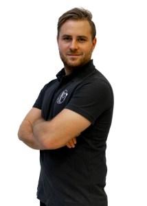 Trainer Patrick Gardin