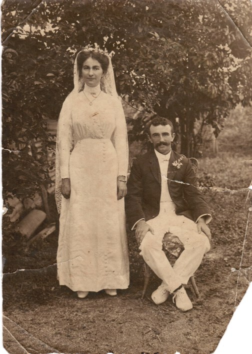 Margaret and Harry Bell 1913