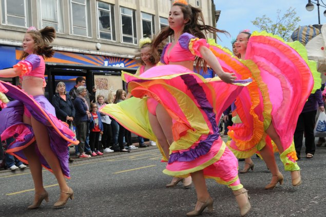Whitley Bay Carnival 2016