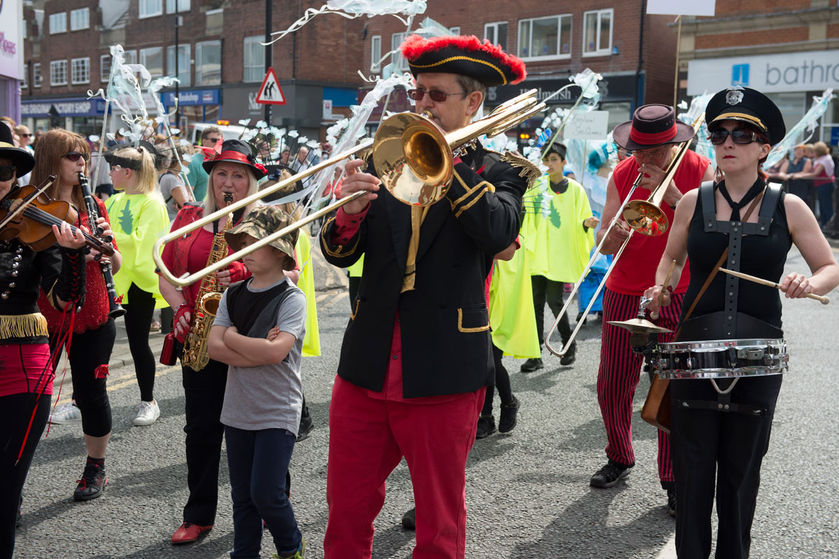 Whitley Bay Carnival