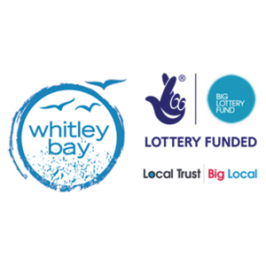 Whitley Bay Big Local Logo