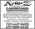 A to Z Landscaping