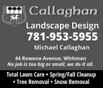 Callaghan Landscaping