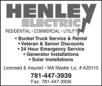 Henly Electric