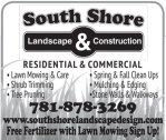 South Shore Landscape & Construction