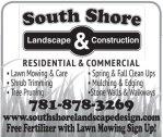 South Shore Landscape & Construction