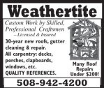 Weathertite Roofing