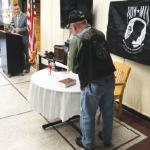 Hanson honors its veterans