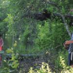 Fishing derby reels in fun