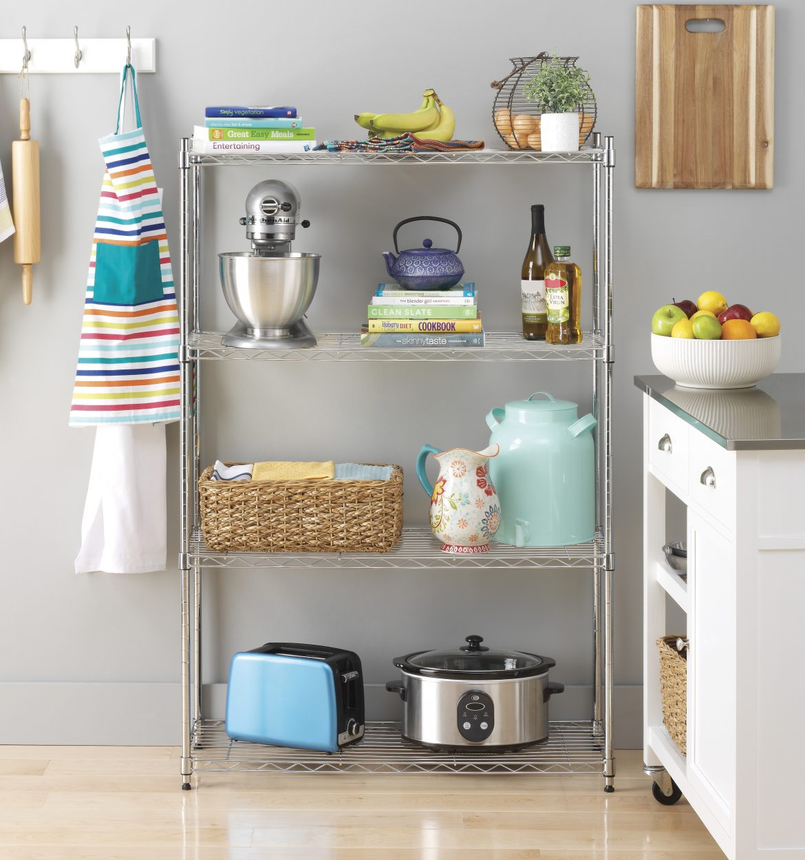 Whitmor Shelving Solutions